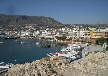 Hersonissos in Crete