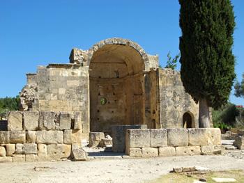 Ο αρχαιολογικός χώρος της Γόρτυνας